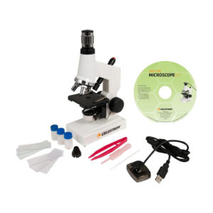 Kit Microscopio Biológico