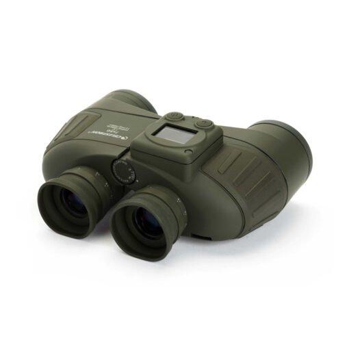 Binocular Cavalry 7x50 con GPS