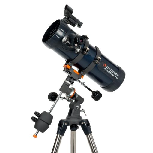 Telescopio AstroMaster 114 EQ